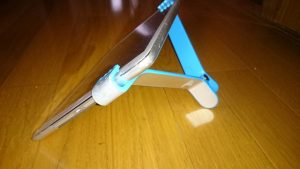 iPadAir クリップ スタンド