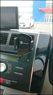 車載ホルダー エアコン