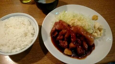 大阪トンテキ トンテキ定食