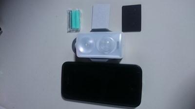 LEDライト ムサシ RITEX LEDセンサーmini iPhone5S