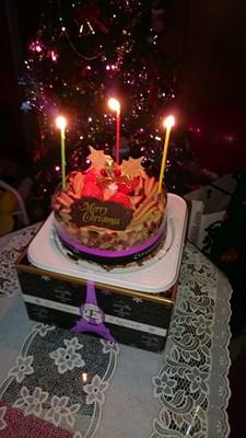 ファミリーマート クリスマスケーキ