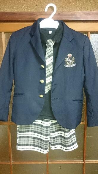 卒園式 服装